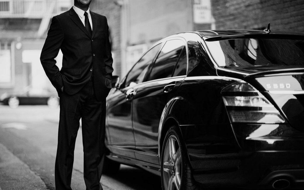 Chauffeur services in Dubai
