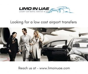 Airport pickup service in Dubai