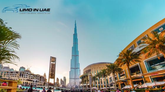 limo rental in Dubai