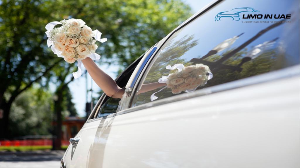 wedding limo Dubai